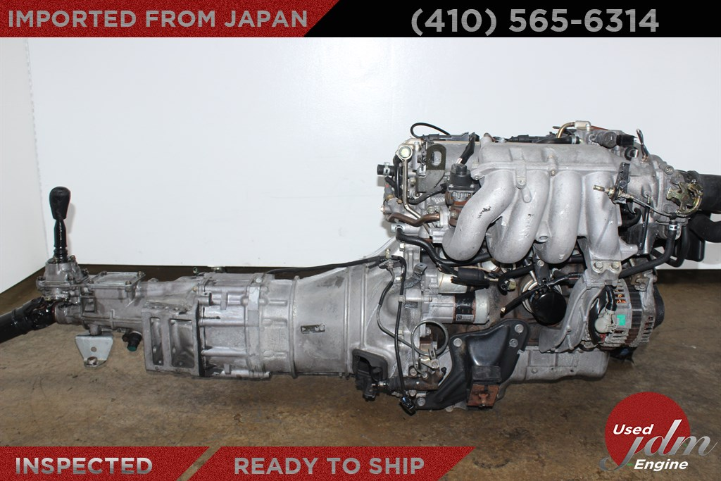 2001 2005 Mazda Miata Mx5 1 8l Engine Jdm Bp Engine Bp Z3 Engine Bp Vvt Motor