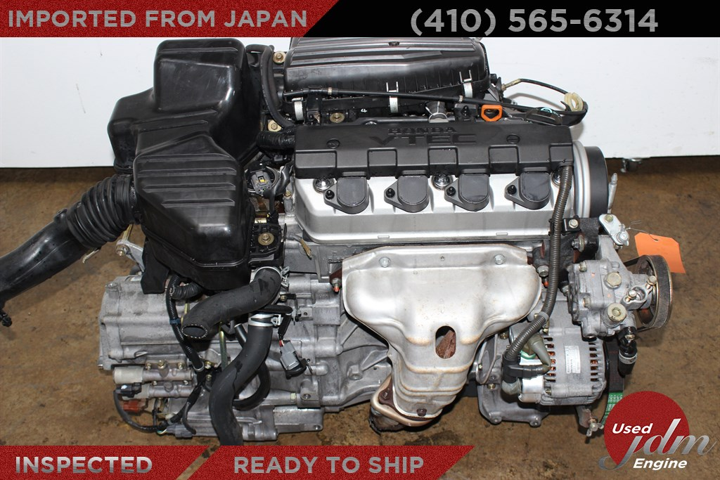 2001 2002 2003 2004 2005 honda civic ex lx hx engine jdm d17a d17a2 1 7l ebay. Black Bedroom Furniture Sets. Home Design Ideas